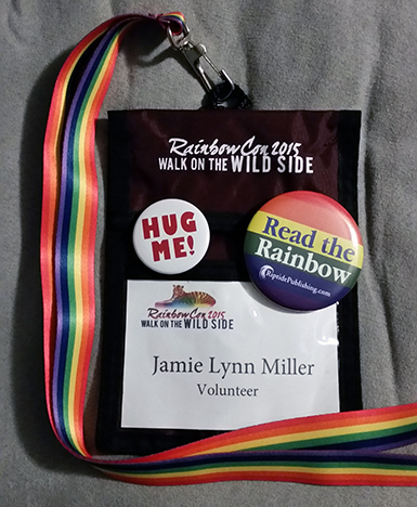 Rainbowbadge